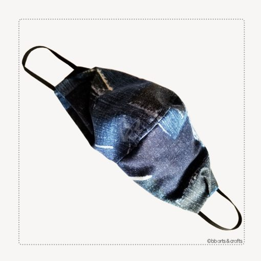 Jeans Look Face Mask