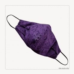 Purple parsley face mask